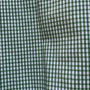 Talbots Shorts - Talbots green white checked shorts Baylor 8